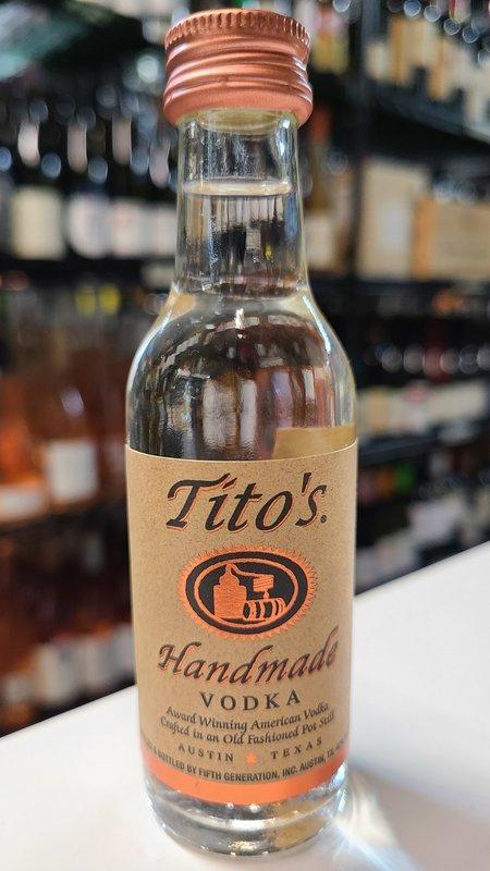 Tito's Tito's Vodka 50ml