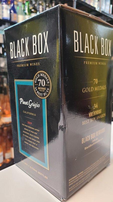 Black Box Black Box Pinot Grigio 3L