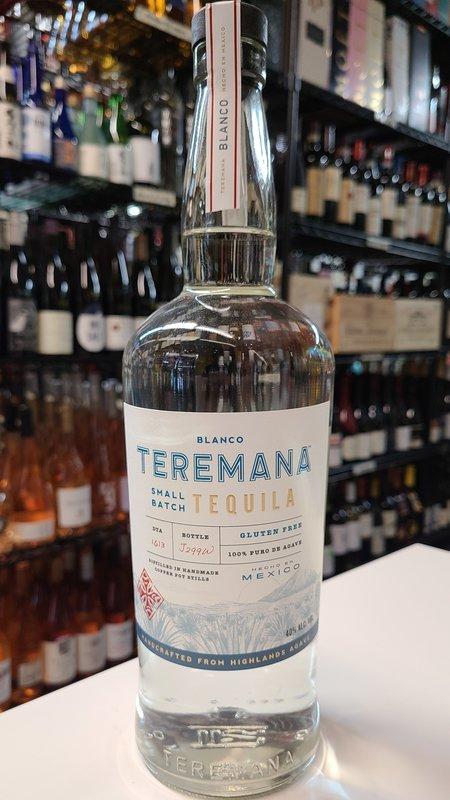 Teremana Teremana  Blanco Tequila 1L