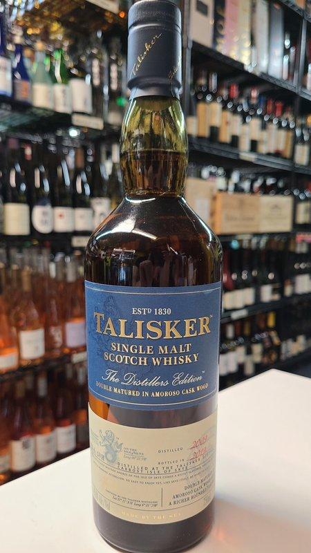 Talisker Talisker Single Malt Scotch Whisky 750ml