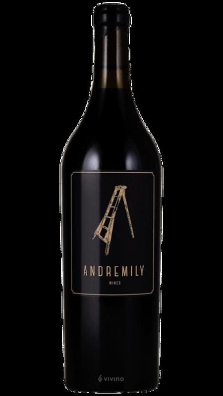 Andremily Andremily Wines Syrah 2014 1.5L