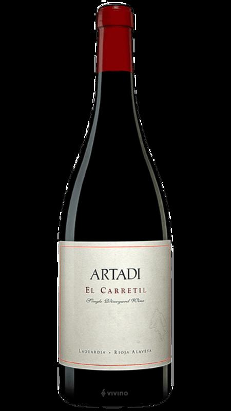 Artadi Artadi El Carretil 2011 750ml