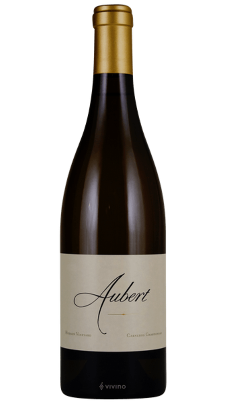 Aubert Aubert Hudson Chardonnay 2015 750ml