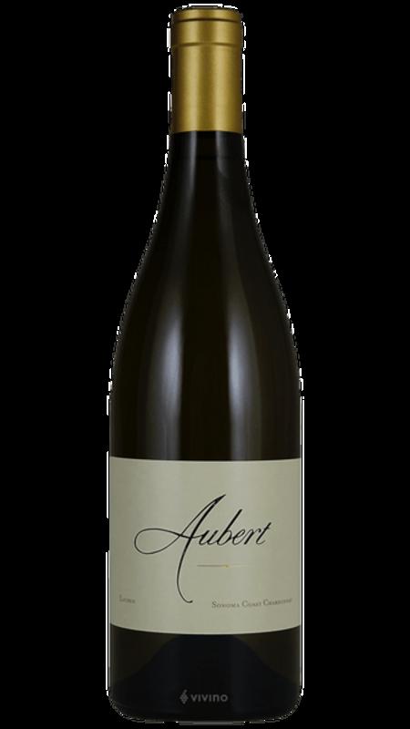 Aubert Aubert Chardonnay Lauren 2015 750ml