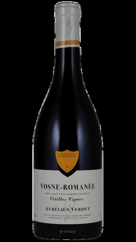 Aurelien Verdet Aurelien Verdet Vieilles Vignes Vosne-Romanee 2015 750ml
