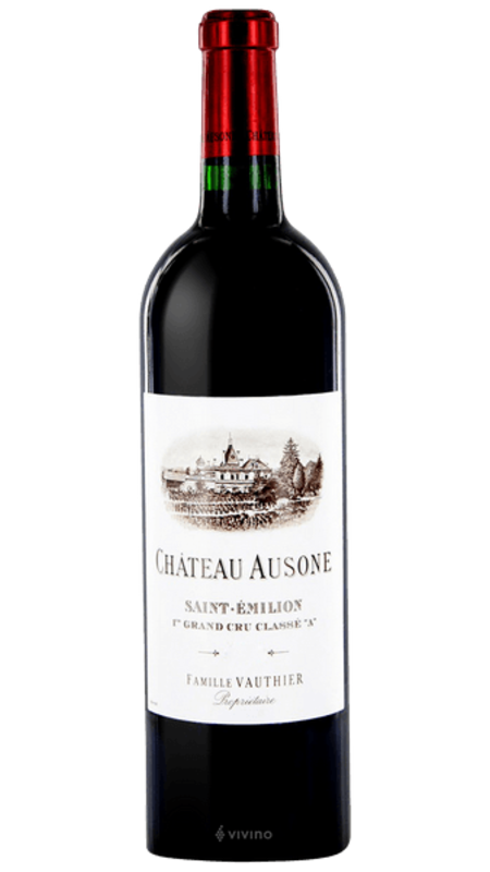 Chateau Ausone Saint-Emilion Premier Grand Cru 2001 750ml
