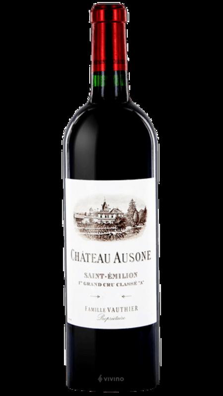 Chateau Ausone Saint-Emilion Premier Grand Cru 2003 750ml