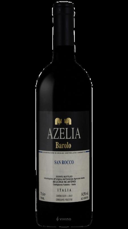 Azelia  San Rocco Barolo 1997 750ml
