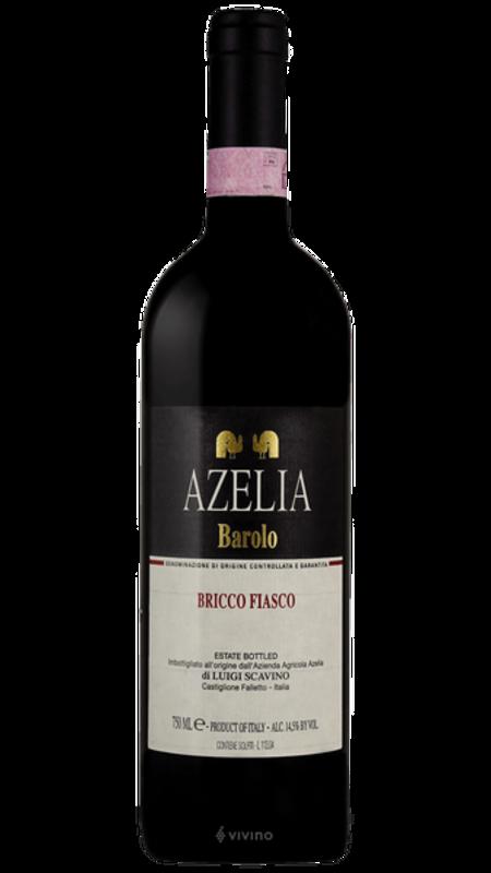 Azelia Bricco Fiasco Barolo 1999 750ml
