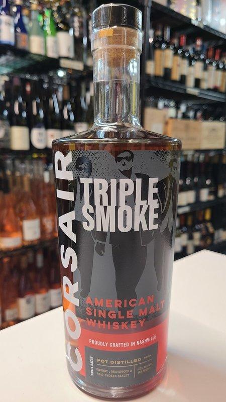 Corsair Triple Smoke Single Malt Whiskey 750ml