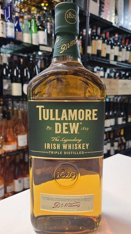 Tullamore Dew Tullamore D.E.W. Irish Whiskey 1L