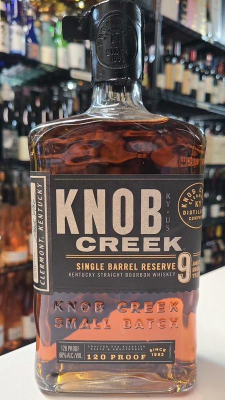 Knob Creek Knob Creek Small Batch 9Y Bourbon 375ml