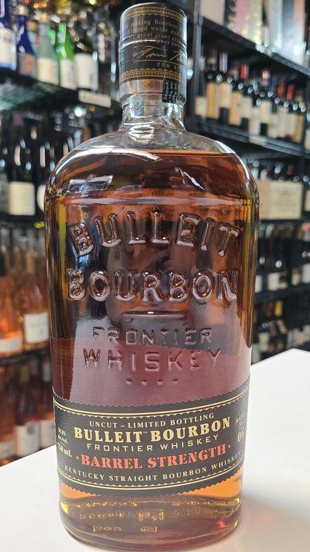 Bulleit Bulleit Barrel Strength Bourbon 750ml