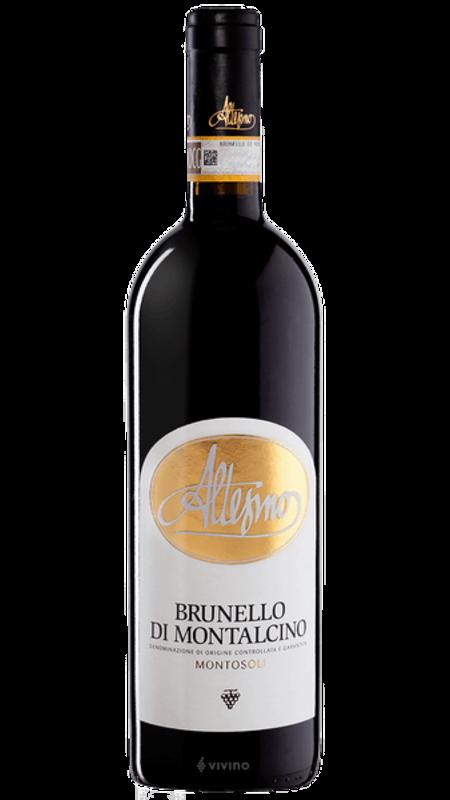 Altesino Montosoli Brunello di Montalcino 1995 750ml
