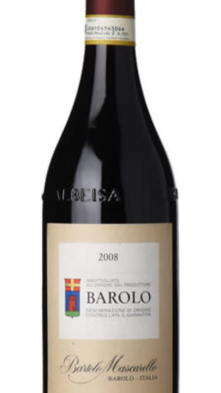 Bartolo Mascarello Bartolo Mascarello Barolo 2008 750ml
