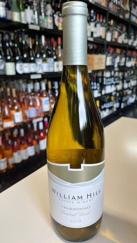 William Hill William Hill Chardonnay  2018 750ml