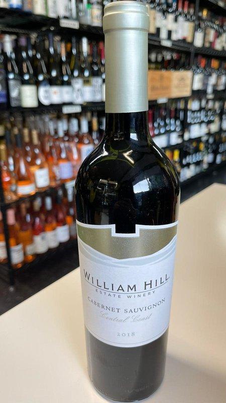 William Hill William Hill Cabernet Sauvignon 2018 750ml