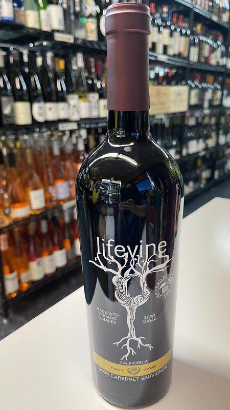 Lifevine Lifevine Cabernet Sauvignon 2019 750ml