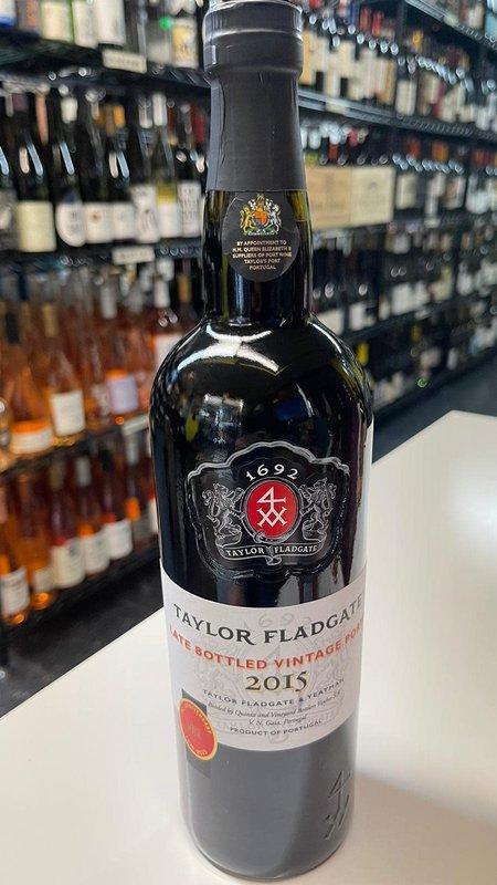 Taylor Taylor Fladgate Late Bottled Vintage Port 2015 750ml