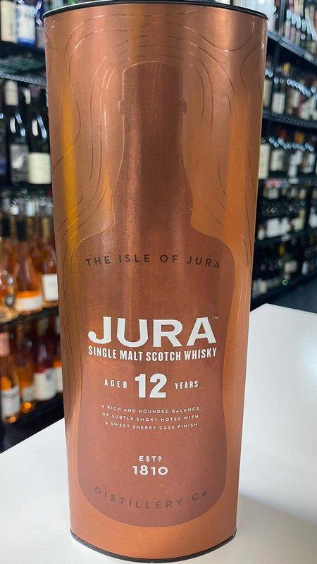 Jura Jura 12Y Single Malt Scotch Whisky 750ml