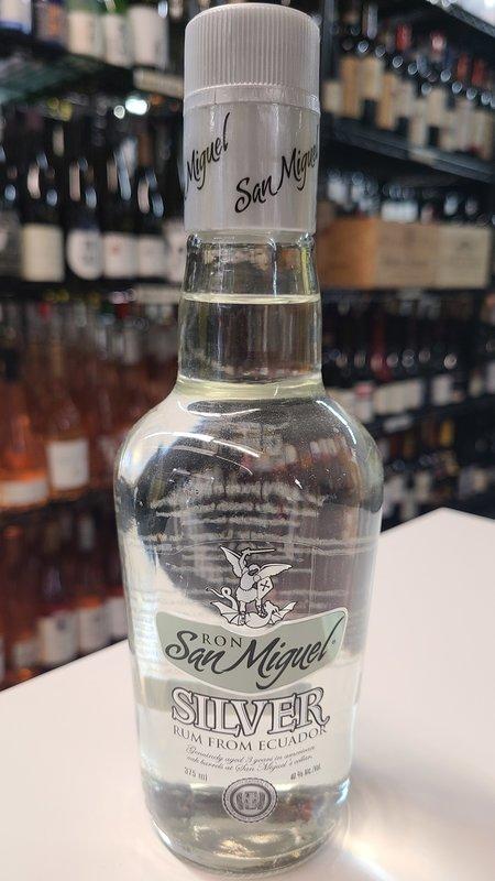 San Miguel Ron San Miguel Silver 3Y Rum 750ml