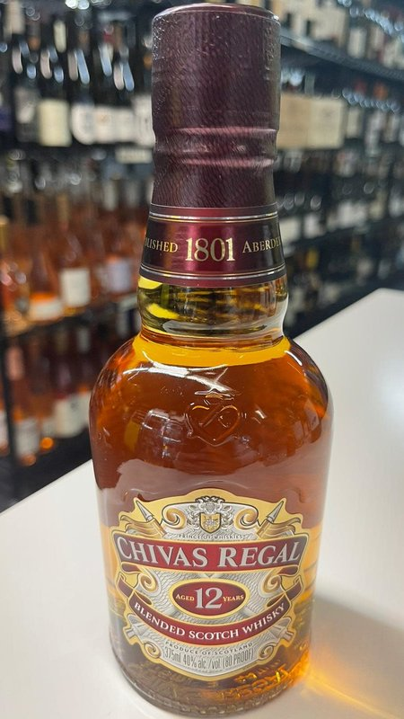 Chivas Regal Chivas Regal 12Y Scotch 375ml