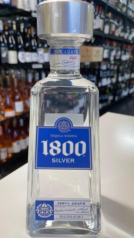 1800 1800 Silver Tequila 1L