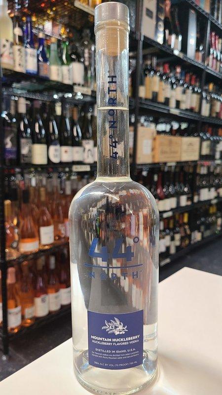 44 North Huckleberry Vodka 750ml