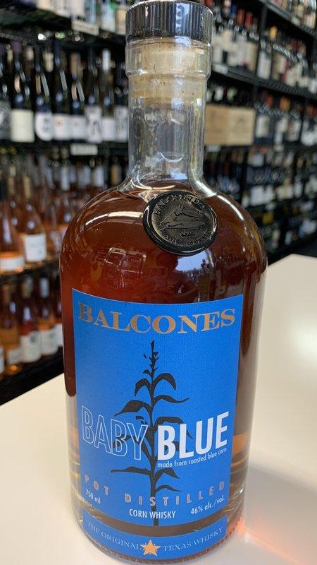 Balcones Corn Baby Blue Whisky 750ml