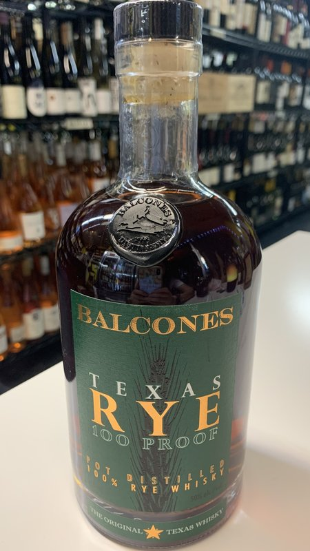 Balcones Rye 750ml