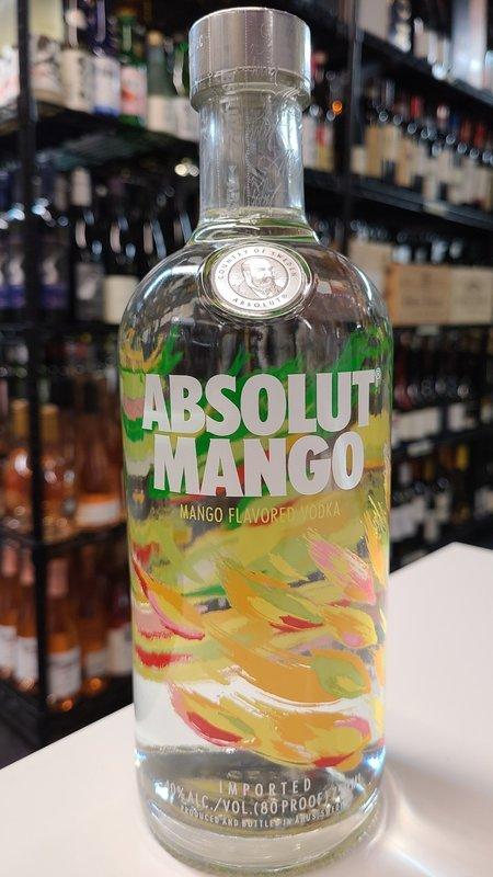 Absolut Absolut Mango Vodka 750ml