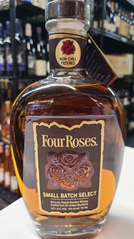 Four Roses Four Roses Small Batch Select Bourbon 750ml