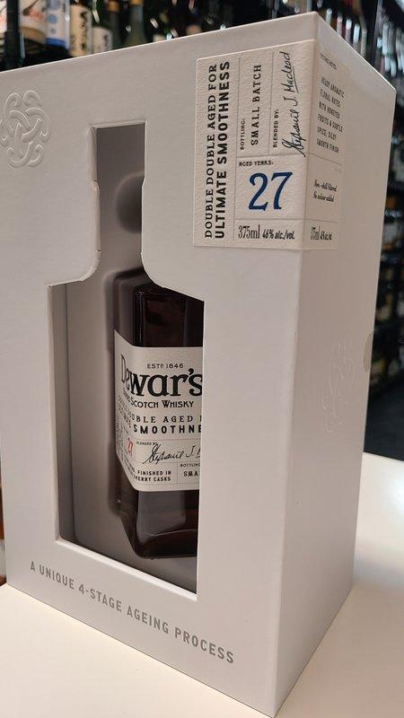 Dewar's Dewars Scotch Double Double Aged 27Y 375ml