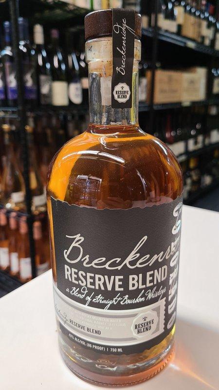Breckenridge Reserve Blend Bourbon Whiskey 750ml