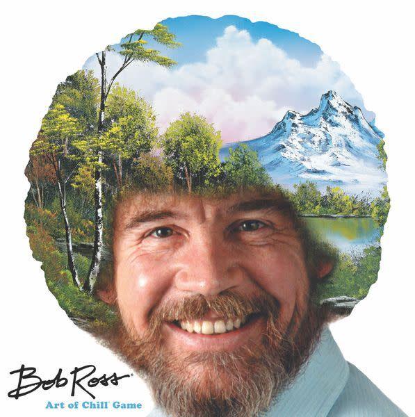 Bob Ross: The Art of Chill