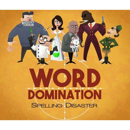 Word Domination - Spelling Disaster