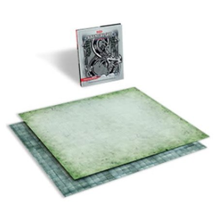 Dungeons and Dragons 5th Edition RPG: Adventure Grid