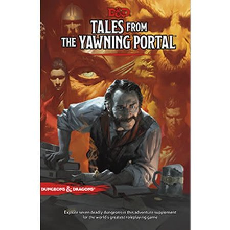 Dungeons and Dragons 5th Edition RPG: Tales from the Yawning Portal