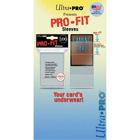 Ultra Pro - 64mm X 89mm Standard - Pro-Fit 100 ct.