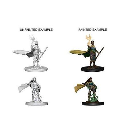 D&D Unpainted Minis - Elf Druid (Female)
