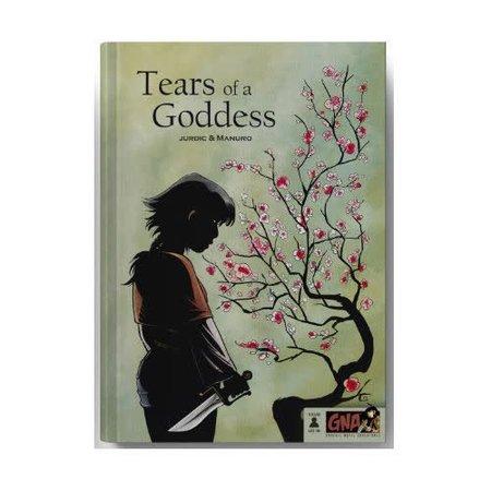 Graphic Novel Adventure #2 - Tears of a Goddess
