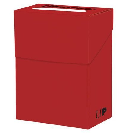 Deck Box - Red