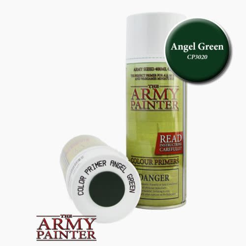 Angel Green - Spray Can