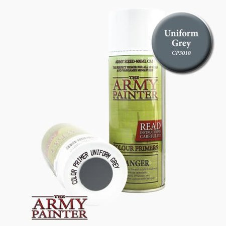 Uniform Grey - Spray Can