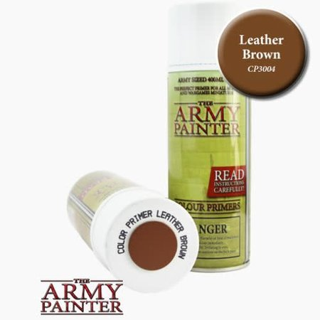 Leather Brown - Spray Can