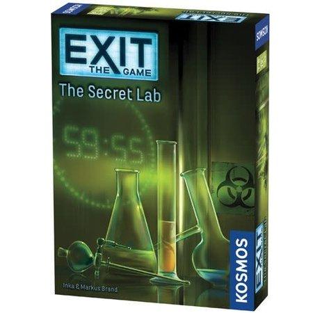 Exit: The Secret Lab