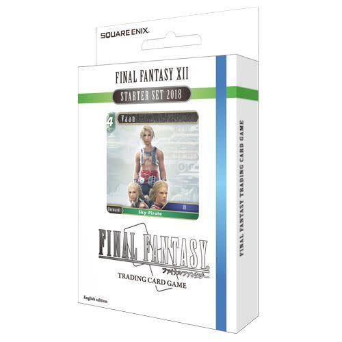 Final Fantasy Starter Deck