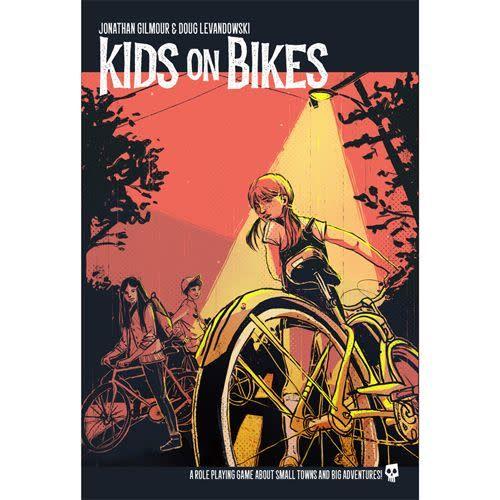 Kids On Bikes - Core Rulebook