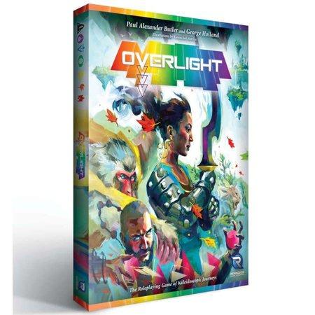 Overlight - Core Rulebook