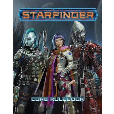 Starfinder - Core Rulebook